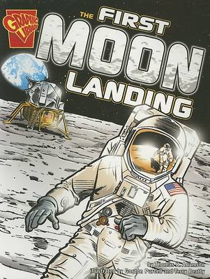 First Moon Landing by ,Thomas,K. Adamson