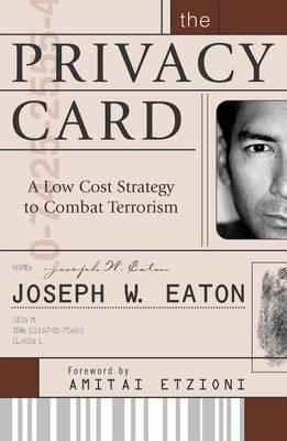 Privacy Card by Joseph W. Eaton