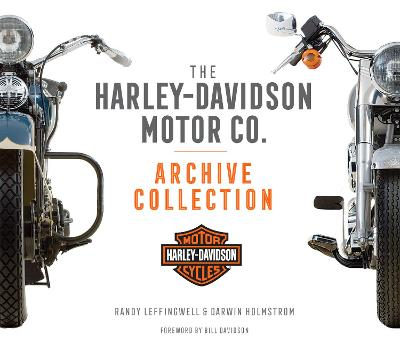 Harley-Davidson Motor Co. Archive Collection book