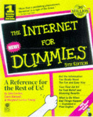 Internet For Dummies by John R. Levine