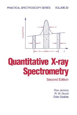 Quantitative X-Ray Spectrometry by Ron Jenkins