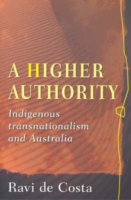 Higher Authority book