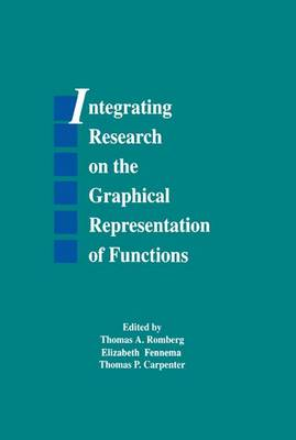 Integrating Research on the Graphical Representation of Functions book