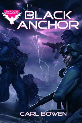 Black Anchor by Carl Bowen