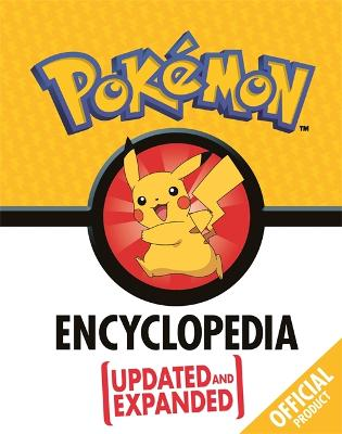 The Official Pokemon Encyclopedia: Updated and Expanded book