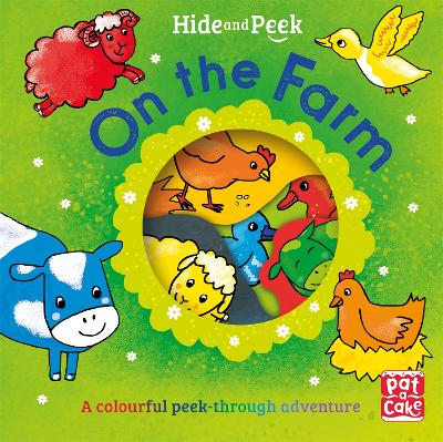 Hide and Peek: On the Farm book