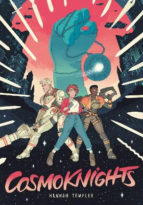 Cosmoknights (Book One) by Hannah Templer
