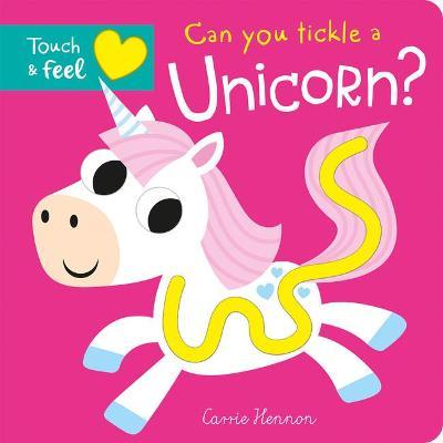 Can you tickle a unicorn? book