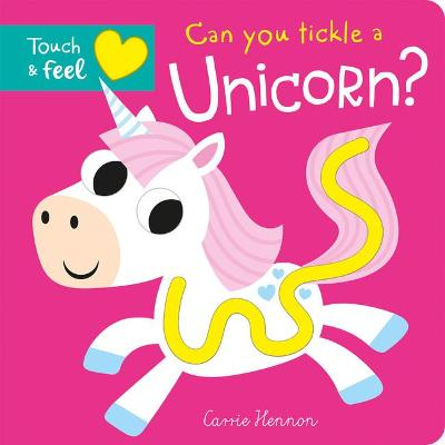 Can you tickle a unicorn? by Bobbie Brooks