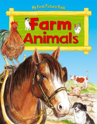 My First Picture Book Farm Animals book