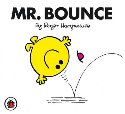 Mr Bounce by Roger Hargreaves