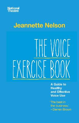 The Voice Exercise Book by Jeannette Nelson