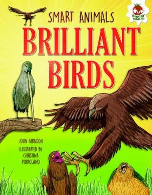 Smart Animals - Brilliant Birds by John Farndon