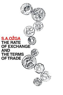 Rate of Exchange and the Terms of Trade book