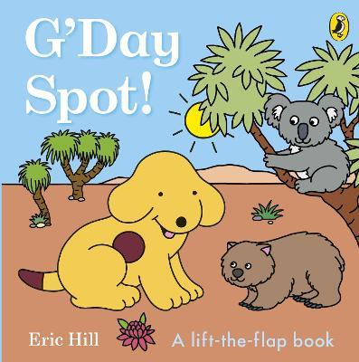 G'Day, Spot! book