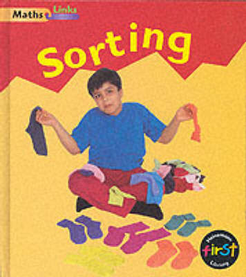 Maths Links: Sorting        (Cased) by Peter Patilla