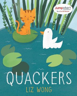 Quackers by Liz Wong