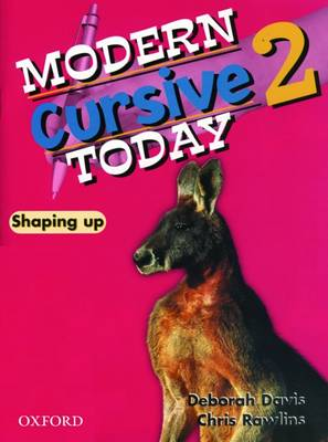 Modern Cursive Today Victoria Year 2 book