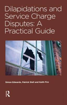 Dilapidations and Service Charge Disputes book