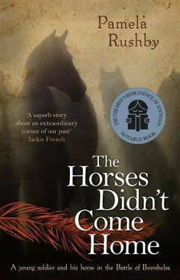 Horses Didn't Come Home book