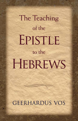 Teaching of the Epistle to the Hebrews book