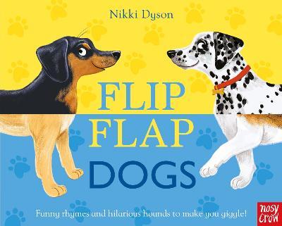 Flip Flap Dogs by Nikki Dyson