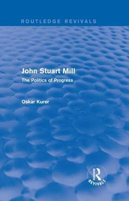 John Stuart Mill book