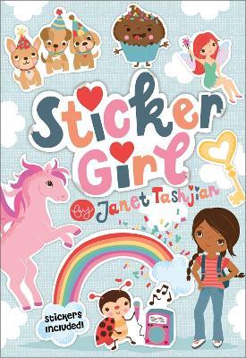 Sticker Girl by Janet Tashjian