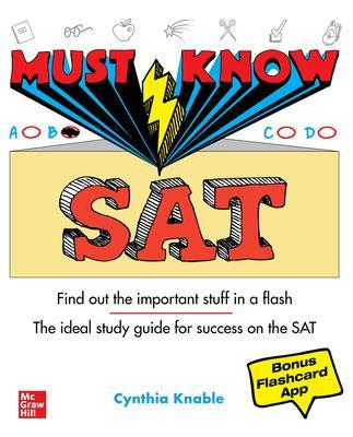 Must Know SAT by Cynthia Knable