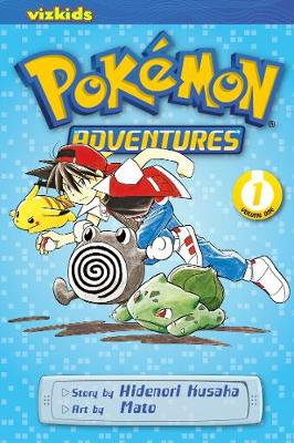 Pokemon Adventures, Vol. 1 (2nd Edition) by Mato