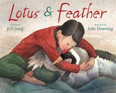 Lotus and Feather by Ji-li Jiang