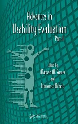 Advances in Usability Evaluation Part II by Francesco Rebelo