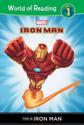 This Is Iron Man book