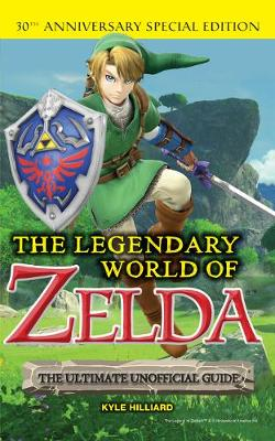 Legendary World of Zelda book