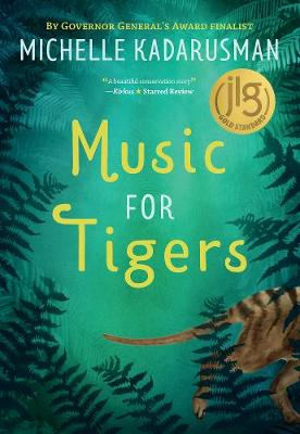 Music for Tigers book