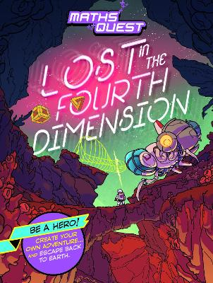 Lost in the Fourth Dimension by Jonathan Litton