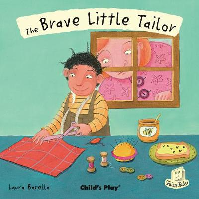 The Brave Little Tailor by Laura Barella
