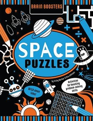 Brain Booster: Space Puzzles by Vicky Barker