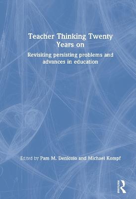 Teacher Thinking Twenty Years on book