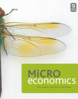 Microeconomics by John Jackson