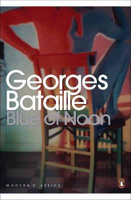 Blue of Noon book