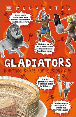 Gladiators: Riveting Reads for Curious Kids book