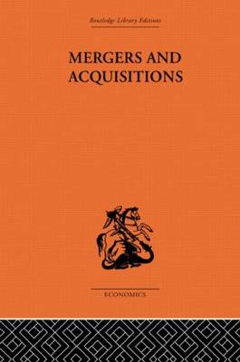 Mergers and Aquisitions book