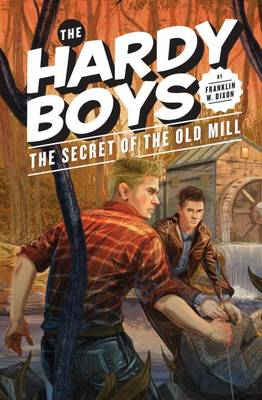 The Secret of the Old Mill  3 by Franklin W. Dixon