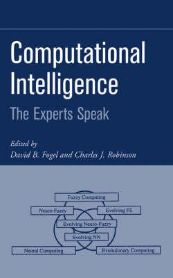 Computational Intelligence by David B. Fogel