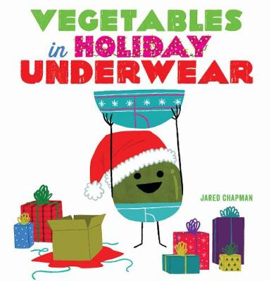 Vegetables in Holiday Underwear by Jared Chapman