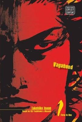 Vagabond, Vol. 1 (VIZBIG Edition) book