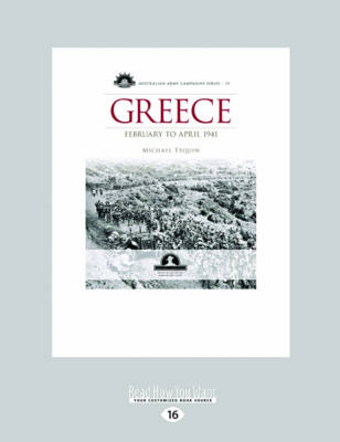 Greece by Michael Tyquin