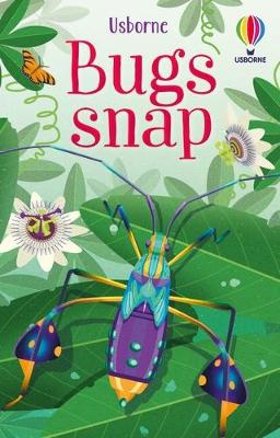Bugs snap book