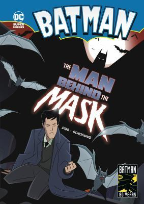 The Man Behind the Mask book